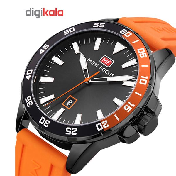 ساعت مچی عقربه ای مردانه مینی فوکوس مدل mf0020g.01