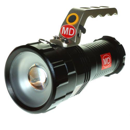 نور افکن شارژی ام دی مدل LM8000