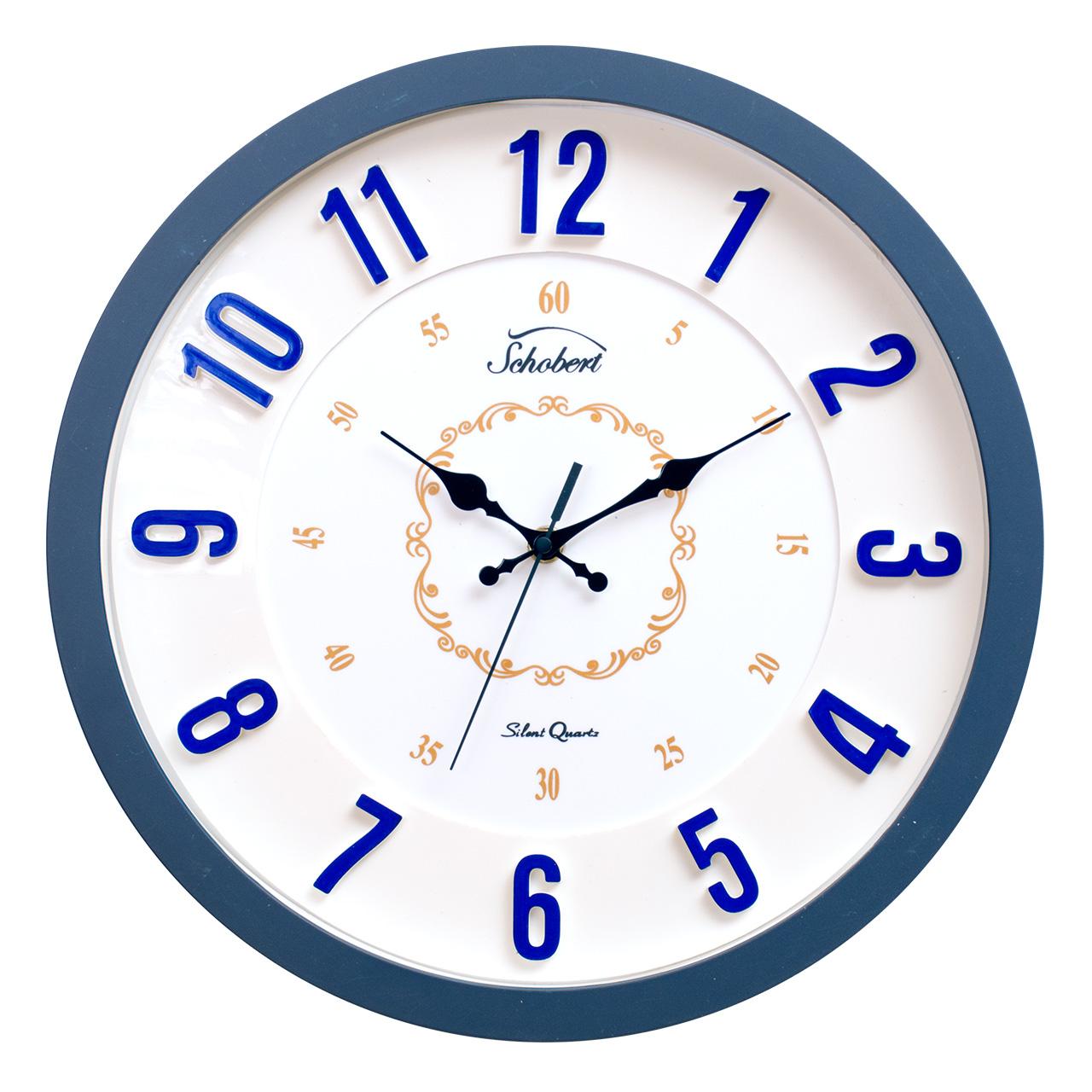 ساعت دیواری شوبرت مدل 5195A جدید