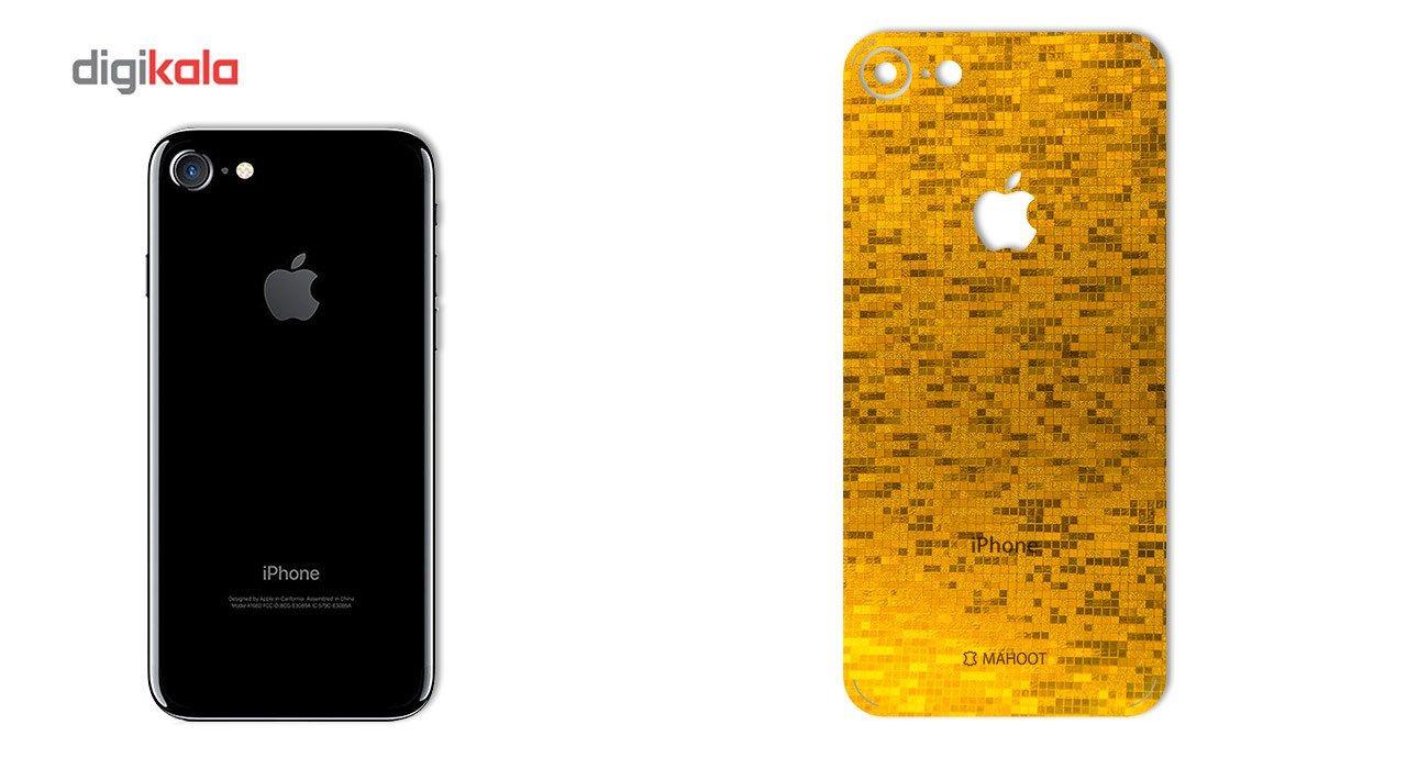 برچسب پوششی ماهوت مدل  Gold-pixel Special مناسب برای گوشی iPhone 7 main 1 1