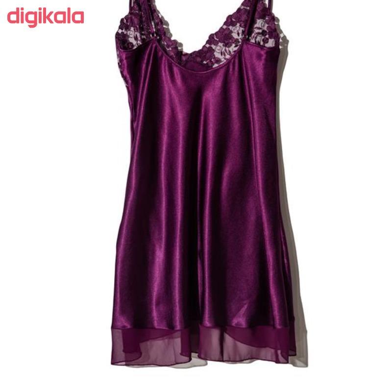 لباس خواب زنانه مدل 3820 main 1 2