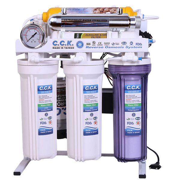 تصفیه آب خانگی سی سی کا مدل RO8-ORP-UV