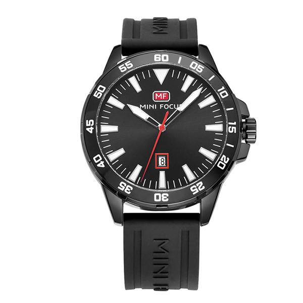 ساعت مچی عقربه ای مردانه مینی فوکوس مدل mf0020g.04
