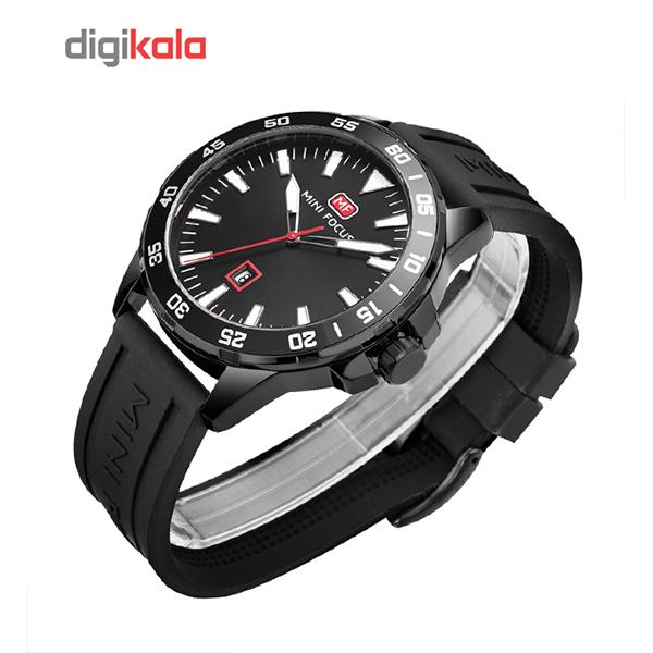 خرید ساعت مچی عقربه ای مردانه مینی فوکوس مدل mf0020g.04