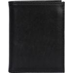 کیف پول جیبی مردانه رویال چرم مدل M10-Black thumb