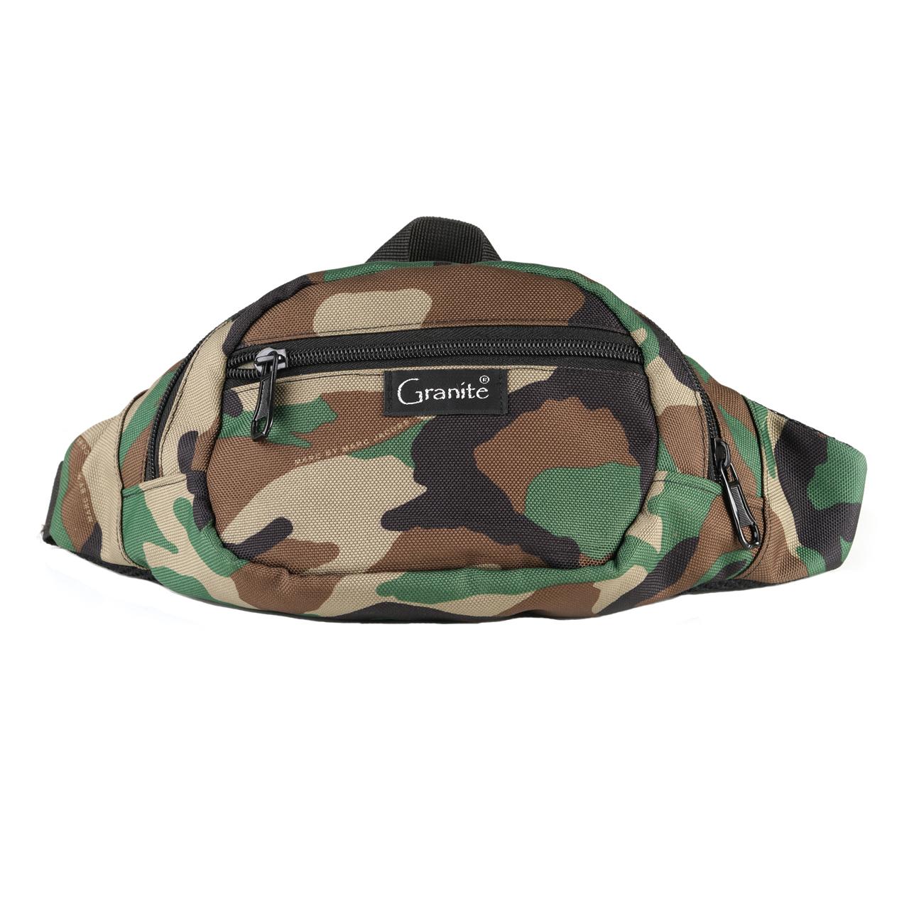 کیف کمری گرانیت مدل Camouflage
