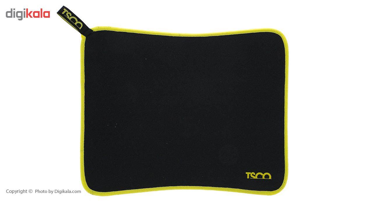 ماوس پد مخصوص بازی تسکو مدل TMO-40  TSCO TMO-40 Gaming Mousepad