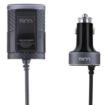 شارژر فندکی تسکو مدل TCG 7 DUAL