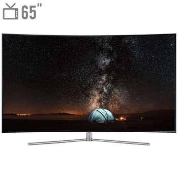 تلویزیون کیولد هوشمند خمیده سامسونگ مدل 65Q7880 سایز 65 اینچ
