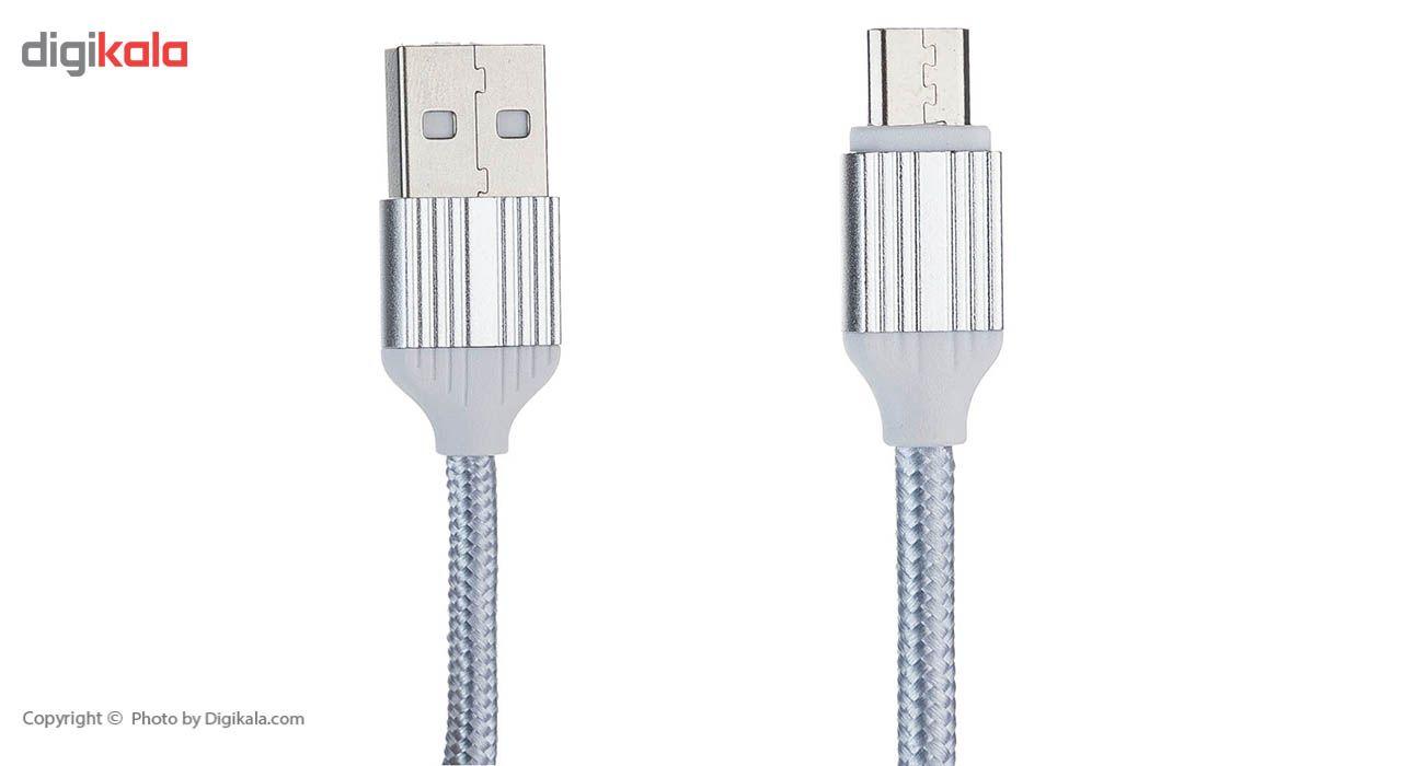 شارژر فندکی تسکو مدل TCG 17 به همراه کابل تبدیل USB به microUSB main 1 5