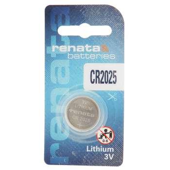 باتری سکه ای رناتا مدل CR2025