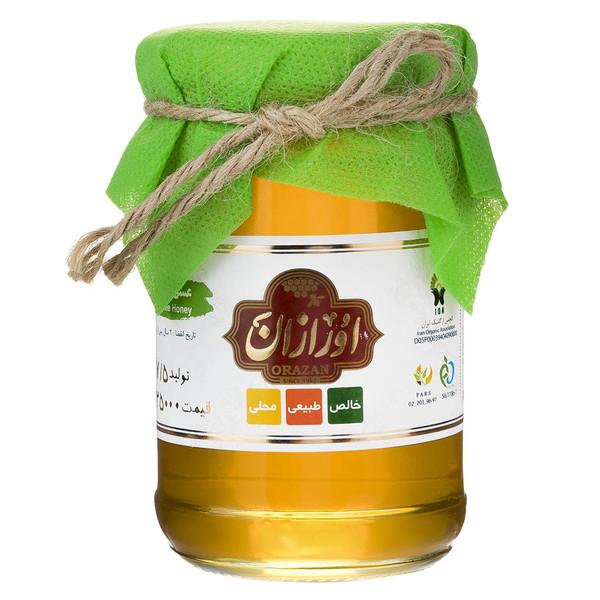 عسل آویشن اورگانیک اورازان - 360 گرم