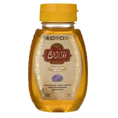 عسل گون اورازان مقدار 250 گرم