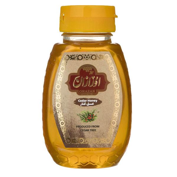 عسل کنار اورگانیک اورازان - 250 گرم