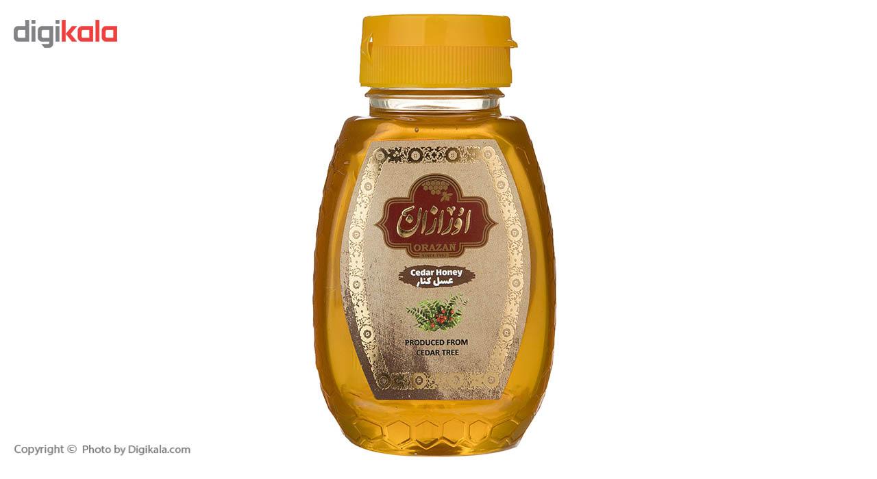 عسل کنار اورازان - 250 گرم main 1 1