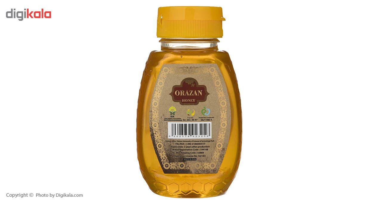 عسل کنار اورازان - 250 گرم main 1 2