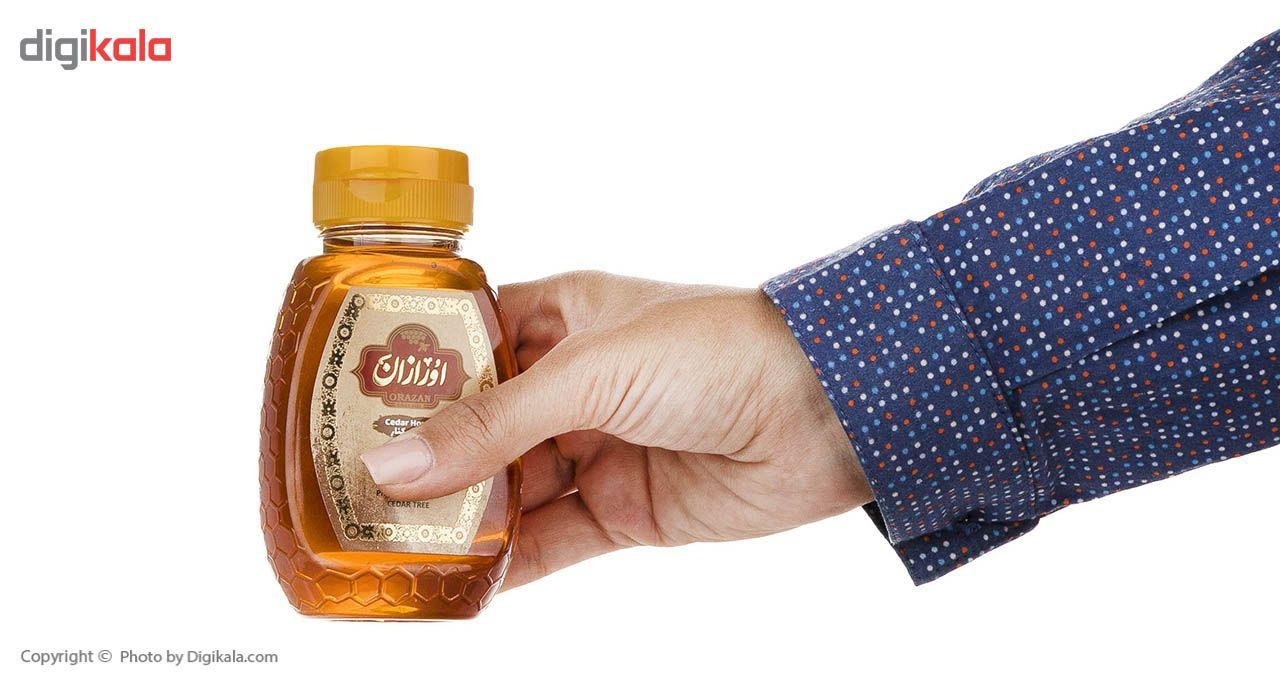 عسل کنار اورازان - 250 گرم main 1 3