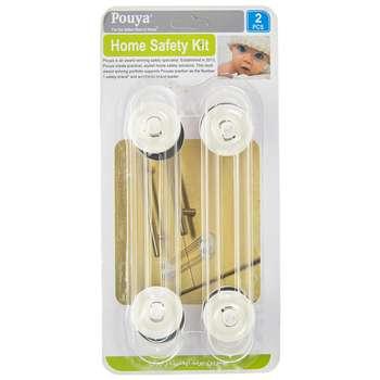 قفل کشو پویا مدل Home Safety Kit بسته 4 عددی