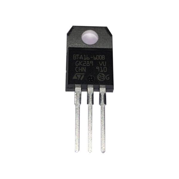 ترایاک اس تی مایکروالکترونیکس  مدل BTA16-600B