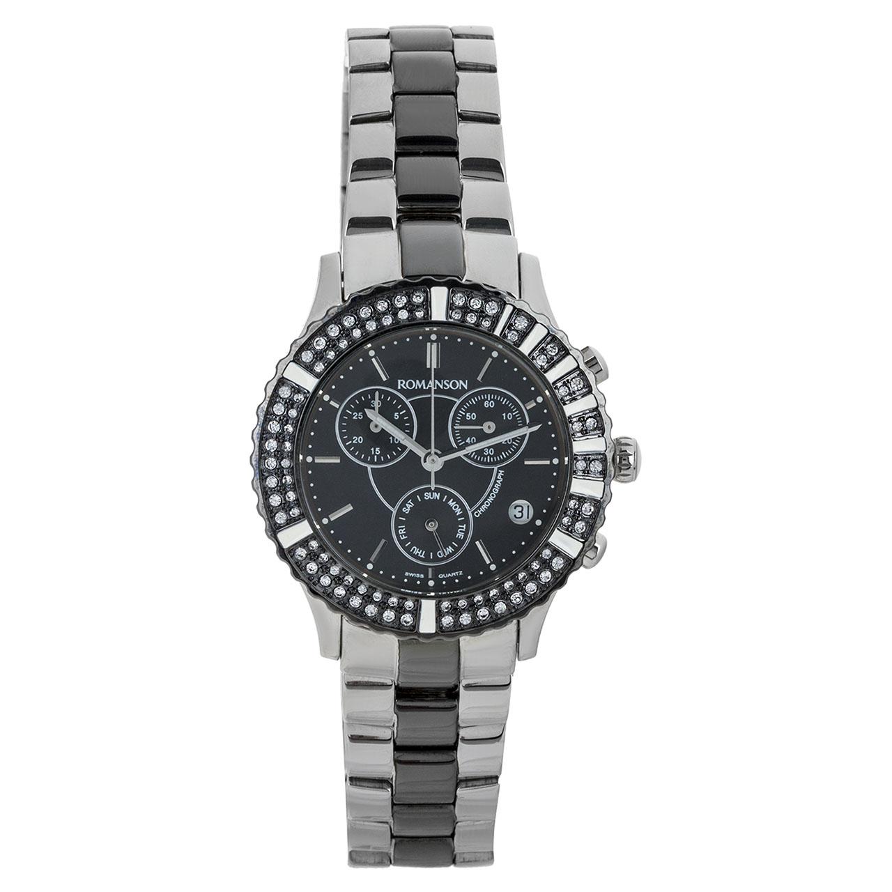 ساعت مچی عقربه ای زنانه رومانسون مدل RM9229HL1DA32W