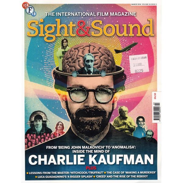 مجله Sight & Sound - مارس 2016