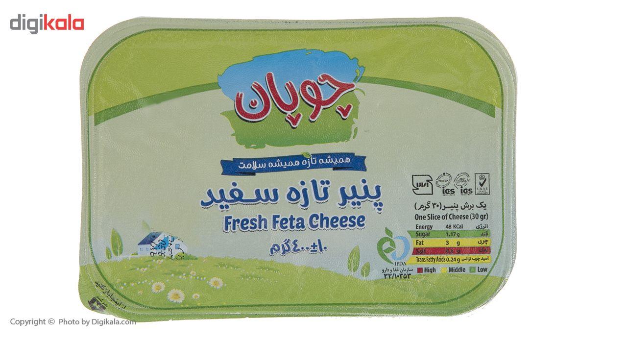 پنیر سفید چوپان مقدار 400گرم main 1 3