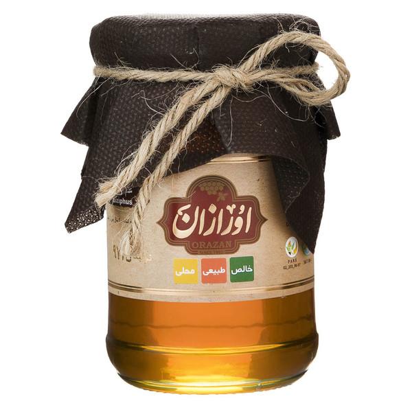 عسل کنار اورگانیک اورازان - 360 گرم