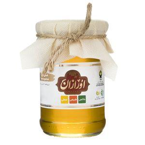 عسل گون ارگانیک اورازان مقدار 360 گرم
