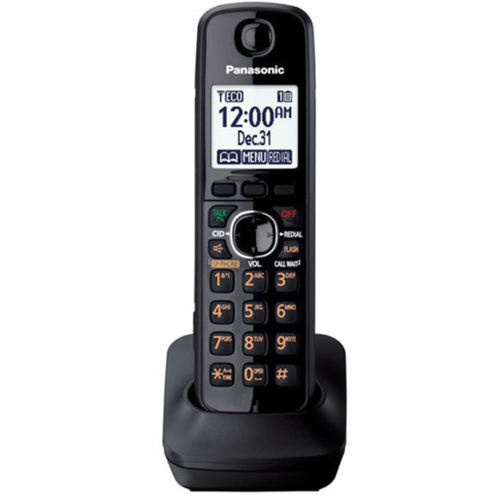 گوشی اضافه بی سیم پاناسونیک مدل KX-TGA660