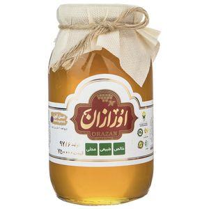 عسل گون ارگانیک اورازان مقدار 960 گرم