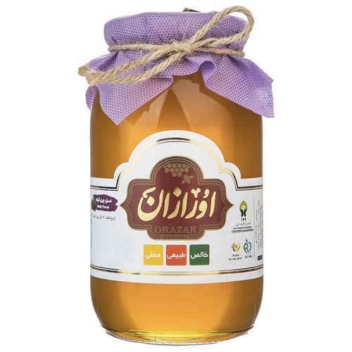 عسل چهل گیاه اورازان مقدار 960 گرم