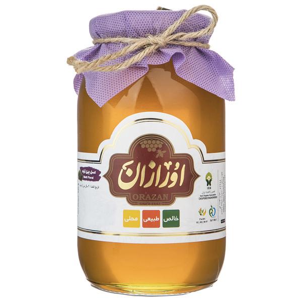 عسل چهل گیاه ارگانیک اورازان - 960 گرم
