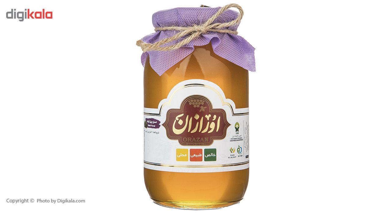 عسل چهل گیاه ارگانیک اورازان - 960 گرم main 1 2
