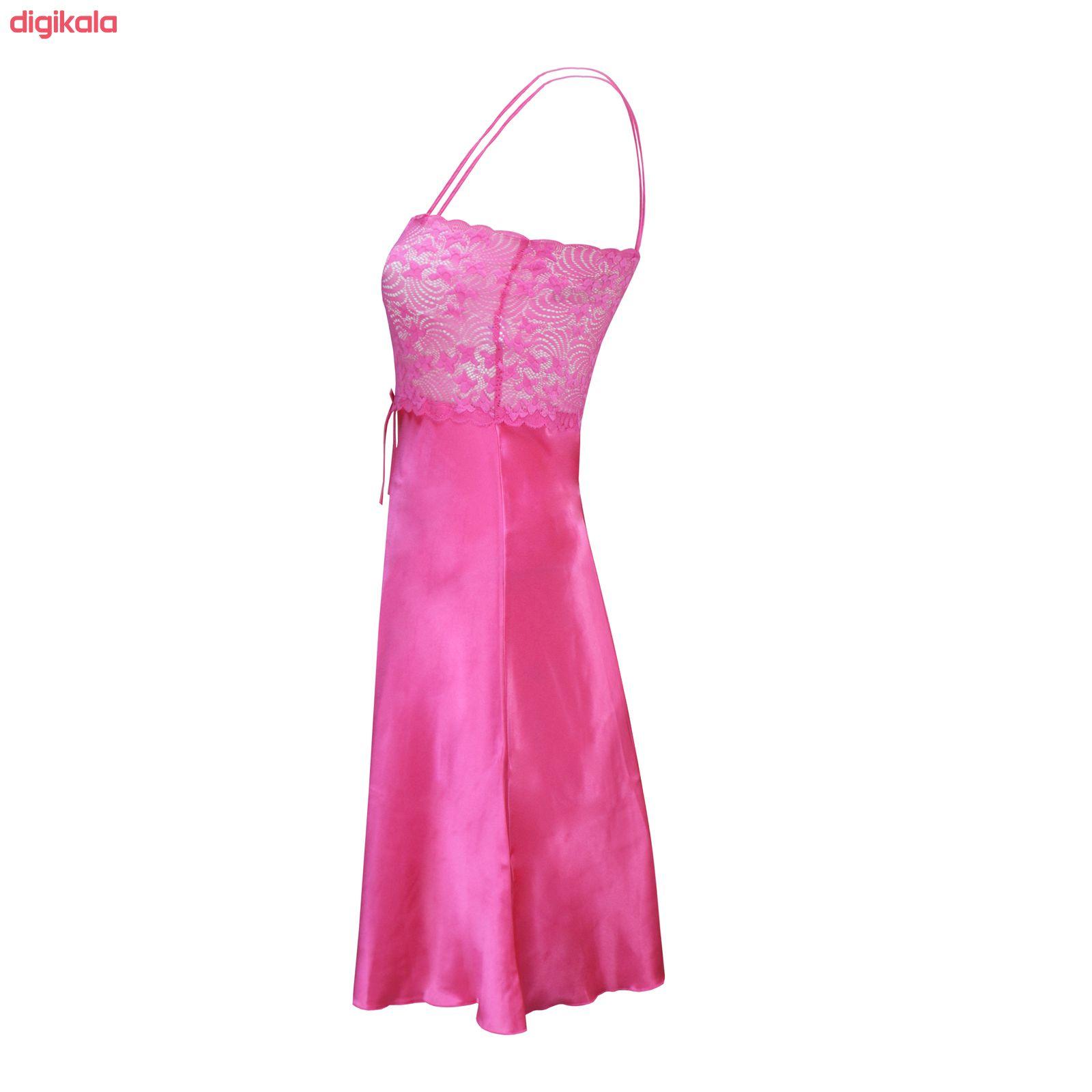 لباس خواب زنانه یاسمین مدل 2777 main 1 2