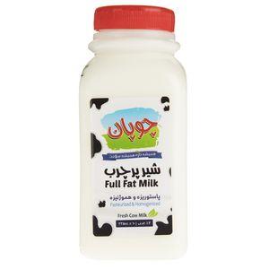 شیر پرچرب چوپان حجم 0.235 لیتر