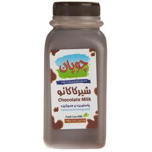 شیر کاکائو چوپان حجم 0.235 لیتر