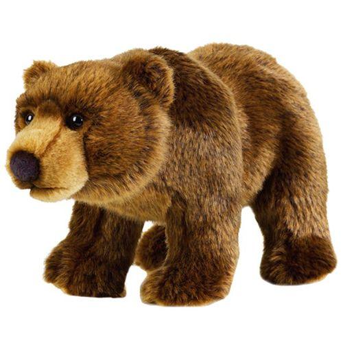 عروسک خرس گریزلی للی کد 770740 سایز 3