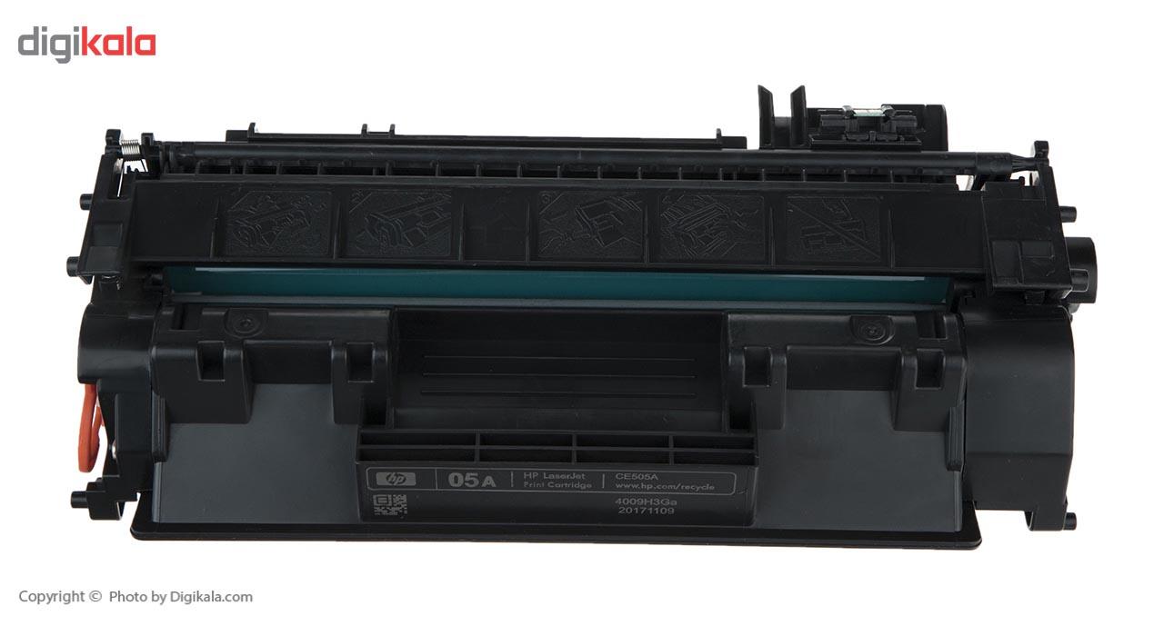 قیمت                      تونر مشکی اچ پی مدل 05A