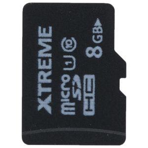 کارت حافظه microSDHC اکستریم کلاس 10 استاندارد  U1 ظرفیت 8 گیگابایت