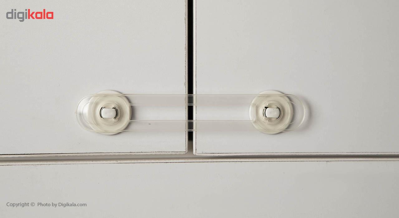 قفل در پویا مدل Home Safty بسته 10 عددی