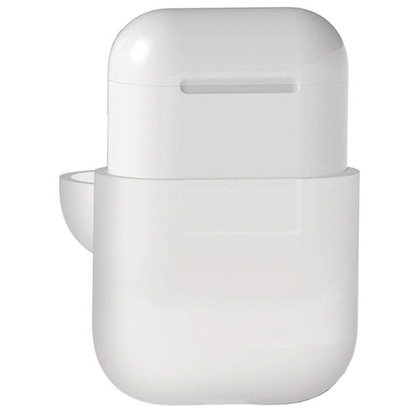 کاور محافظ سیلیکونی الاگو مناسب برای کیس هدفون اپل AirPods