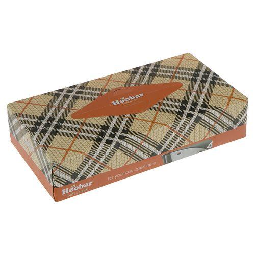 دستمال کاغذی نارنجی 100 برگ هوبار