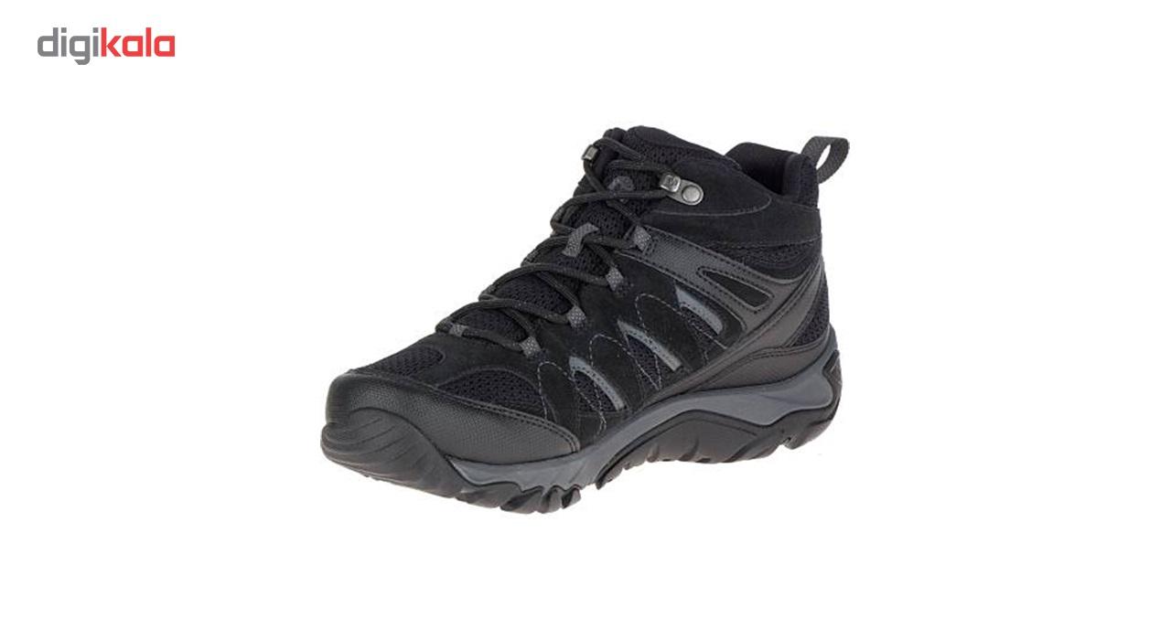 کفش مخصوص پیاده روی مردانه مرل مدل 09505