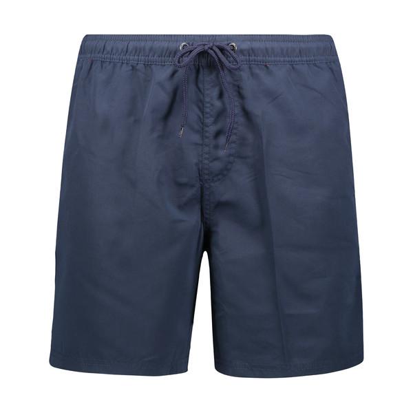 شلوارک ورزشی مردانه هالیدی مدل 535722-NAVY BLUE