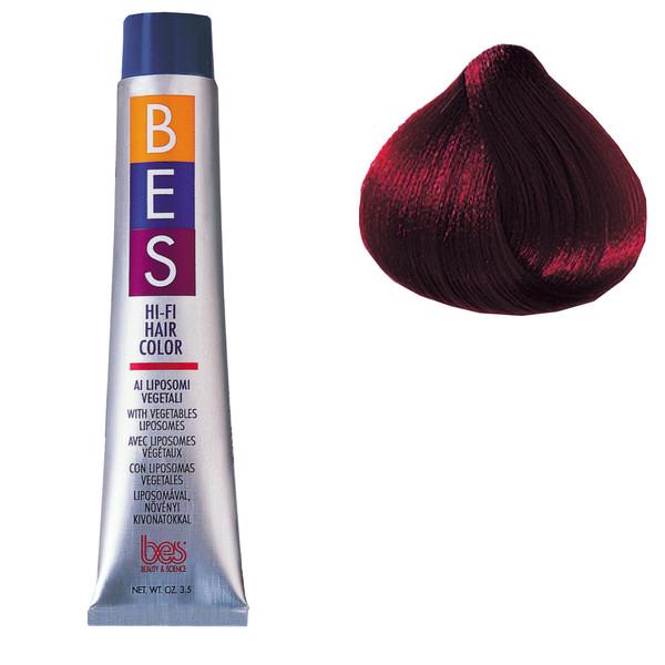 رنگ موی بس سری Mahogani مدل Light Mahogani Red Blonde شماره 5.56