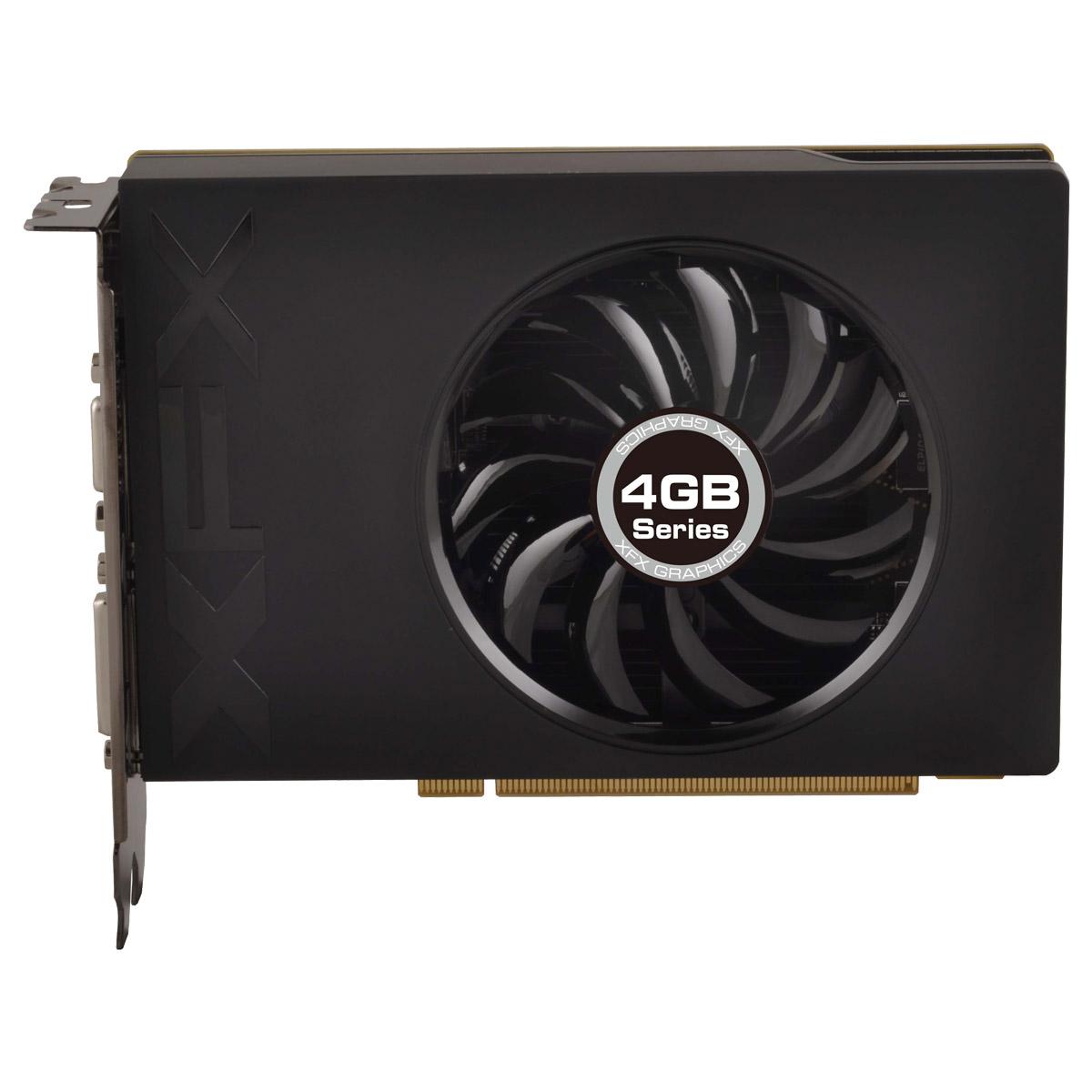 کارت گرافیک ایکس اف ایکس مدل XFX AMD Radeon R7 240 4GB |