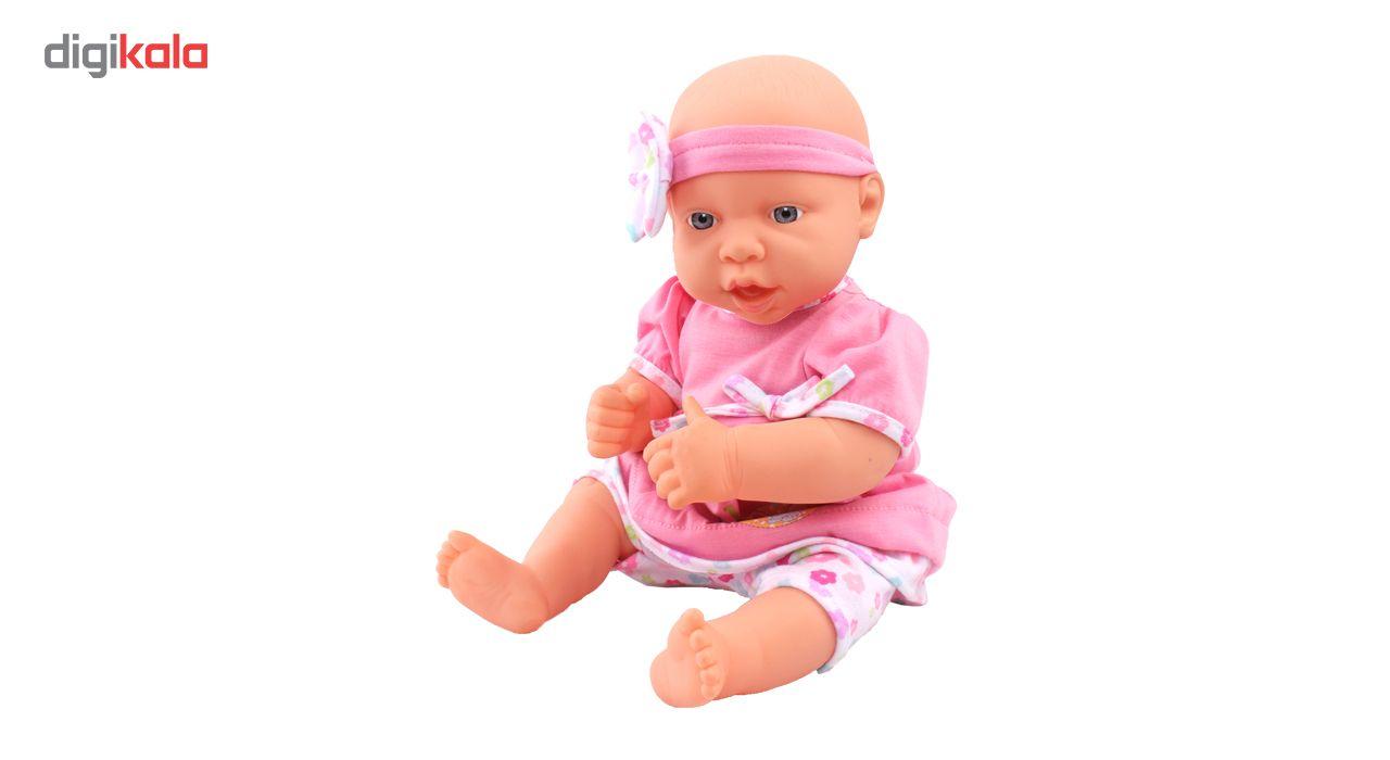 عروسک بیبی مدل Lovely Baby ارتفاع 28 سانتی متر