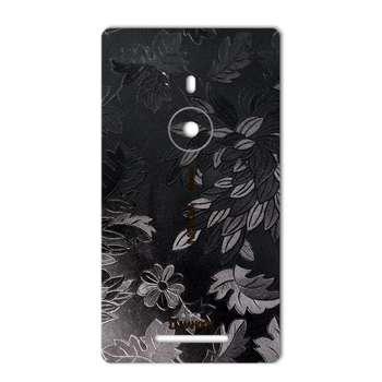 برچسب پوششی ماهوت مدل Wild-flower Texture مناسب برای گوشی  Nokia Lumia 925