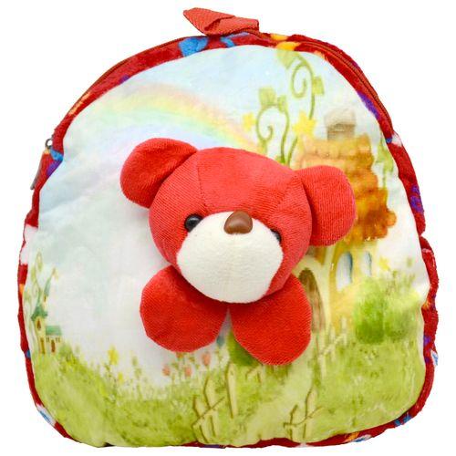 کوله پشتی کودک مدل خرس کد 2498