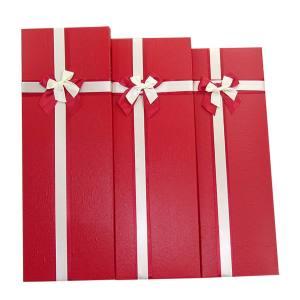 جعبه هدیه رزپک دسته دار مدل 810 مجموعه 3 عددی
